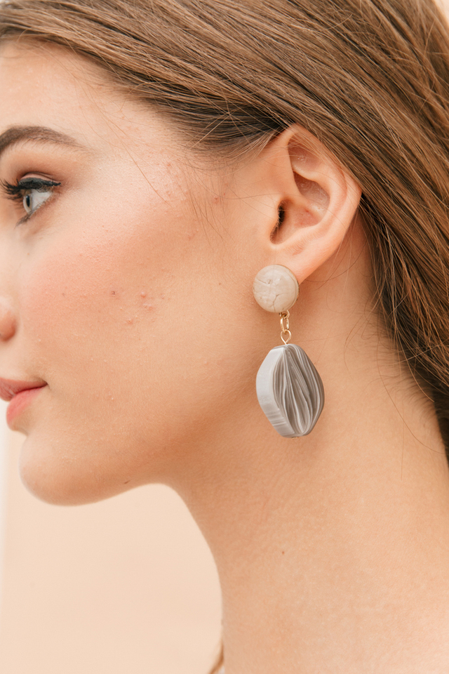 Morven Abstract Earrings